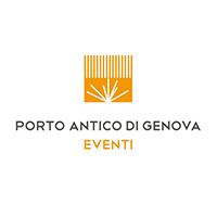 logo Porto Antico Genova