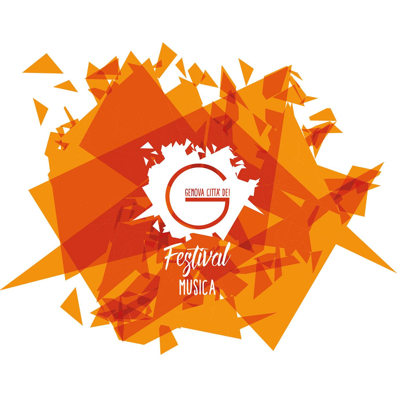 logo Genova città dei festival